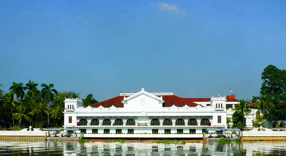 Malacañang Palace Manila, Philippines - Country Profile - Nations Online Project