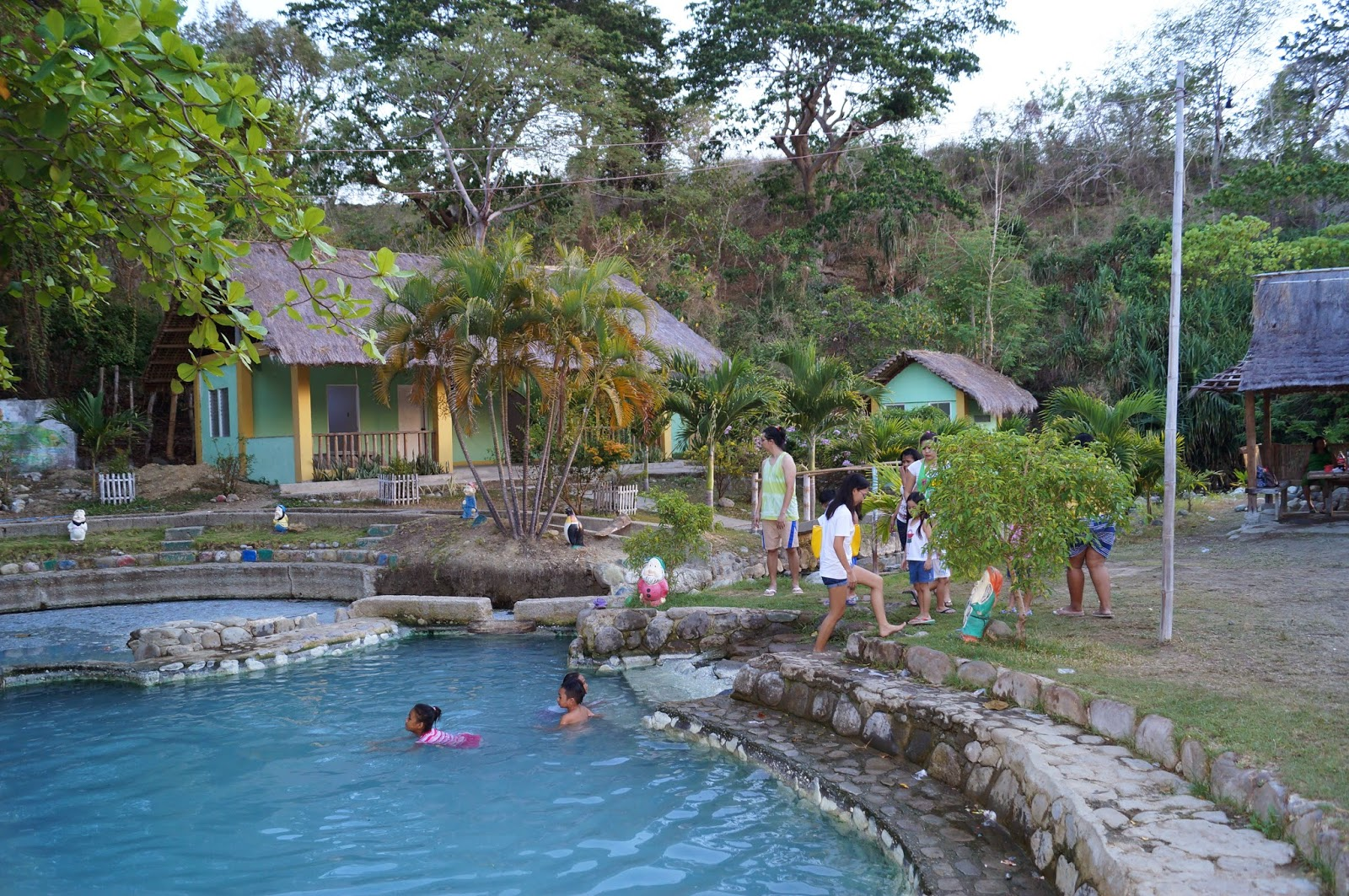 Malbog Hot Springs Buenavista & Around, Marinduque Summer Getaway 2014: Malbog Sulfur Hot Spring ...