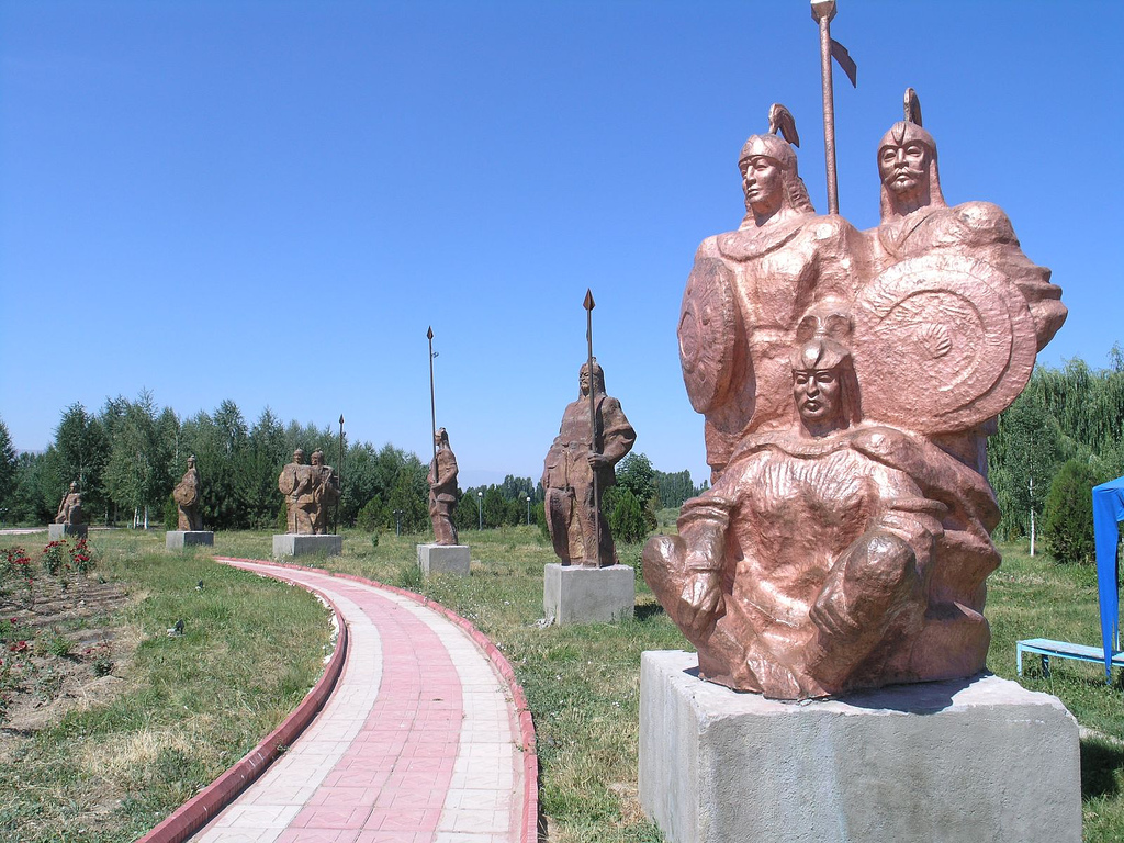 Manas Ordo Talas Oblast, The World's Best Photos of kyrgyzstan and ordo - Flickr Hive Mind