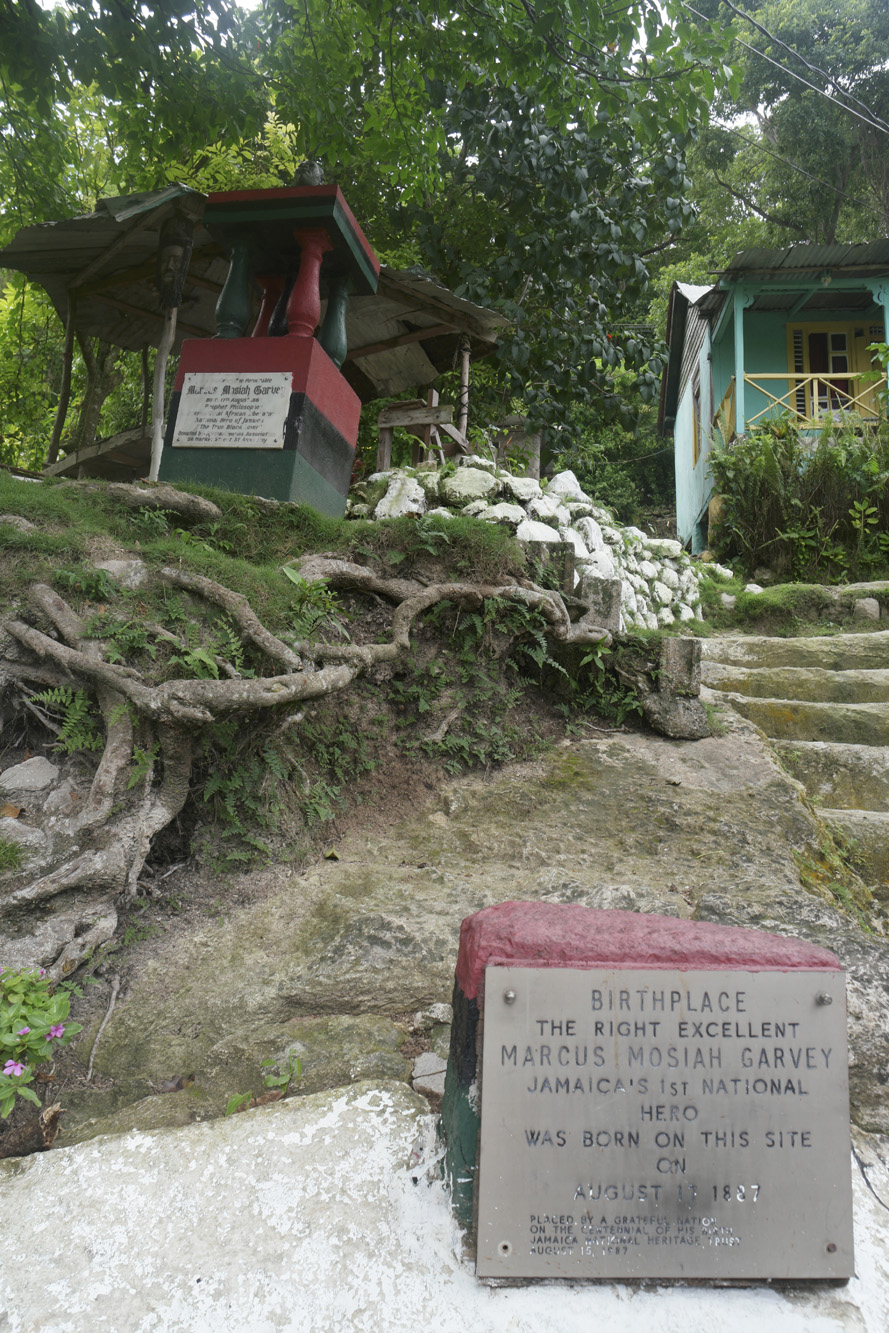 Marcus Garvey Statue St Ann's Bay, 10 Historical Must See Sites In Jamaica | News Americas Now ...