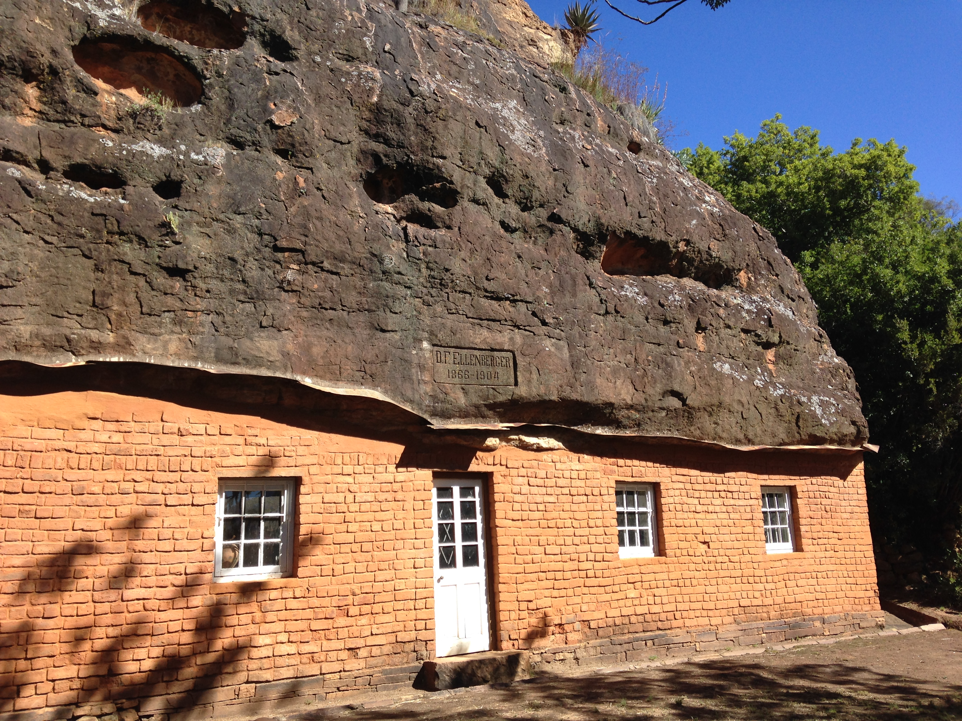 Masitise Cave House Museum Quthing, Hiking & Pony Trekking in the Kingdom of Lesotho - Nonbillable Hours