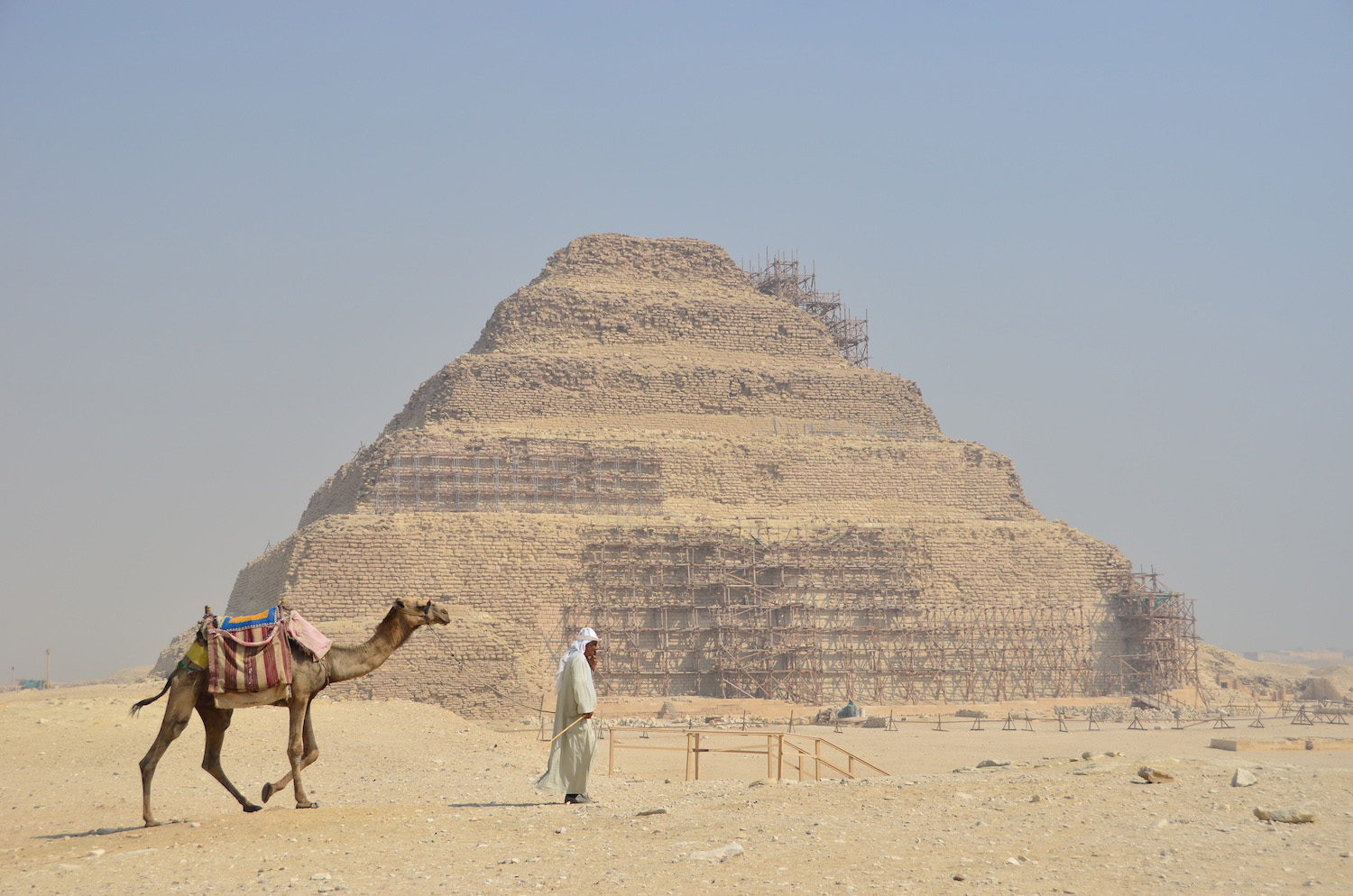 Mastaba of Ti Saqqara, Memphis & Dahshur, What Are Some Different Pyramids in Egypt?