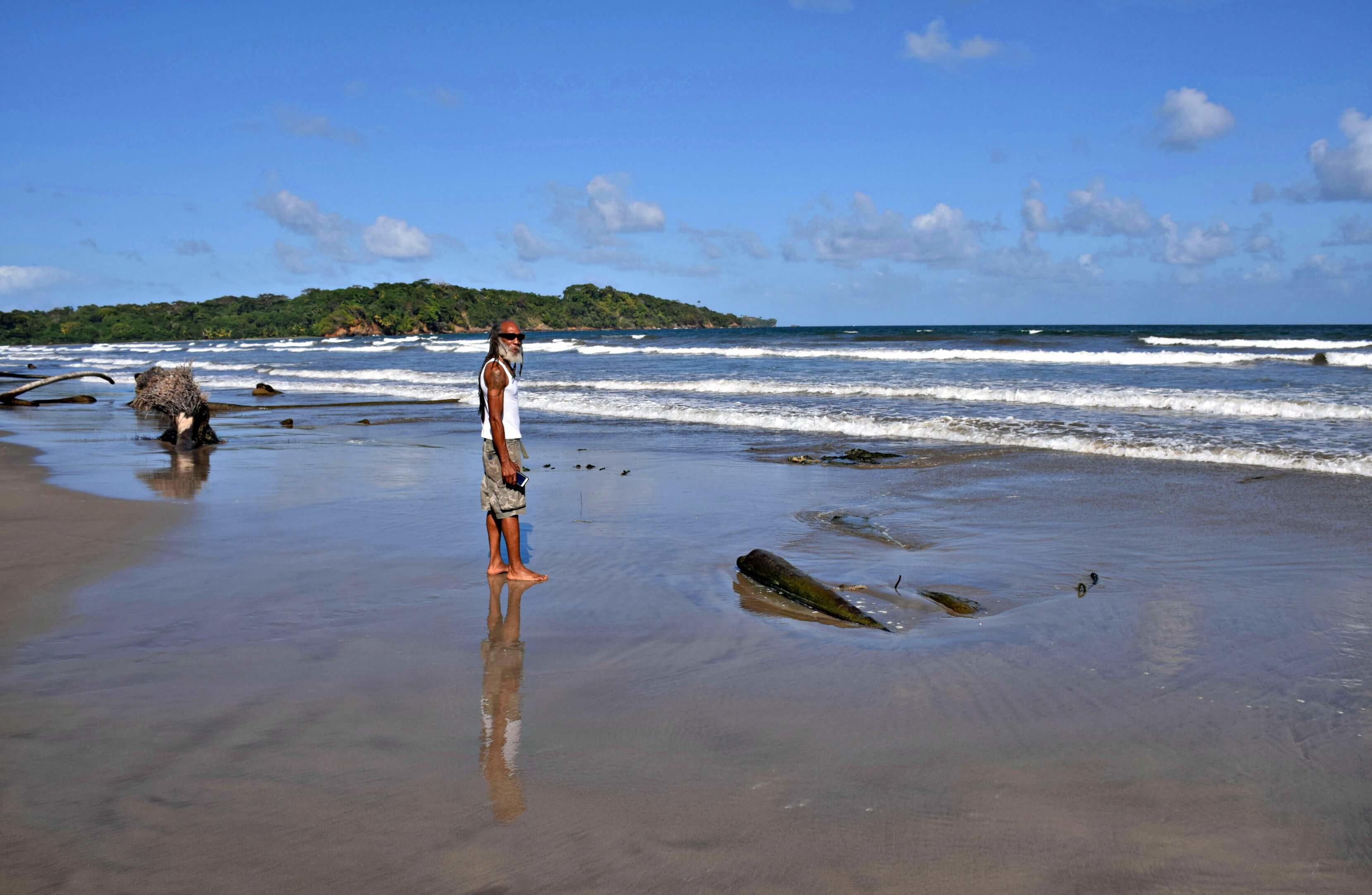 Mayaro Beach East Coast, LESSONS IN LIMING ON THE COCONUT ROAD, TRINIDAD - Travel Bliss Now