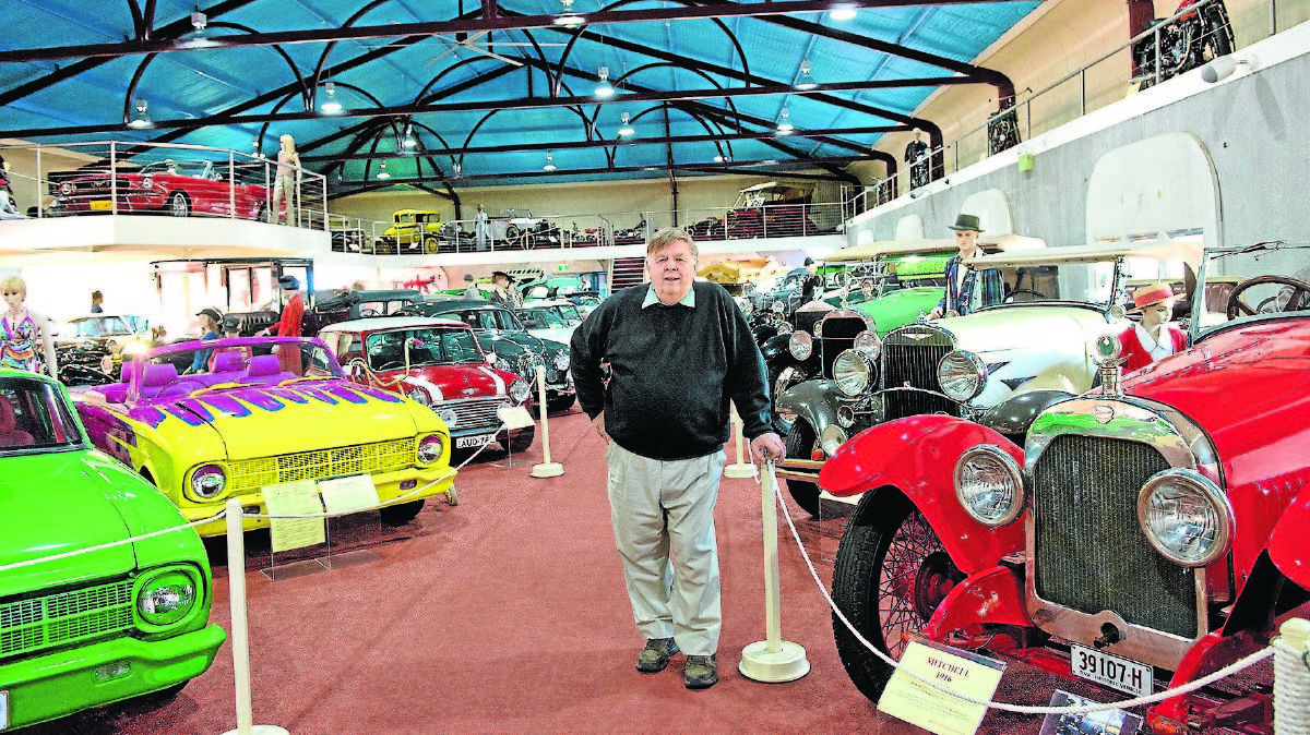 McFeeters Motor Museum Forbes, Forbes faces feature in new regional book | Forbes Advocate