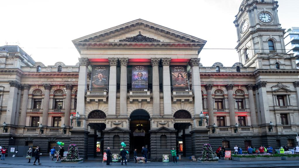 Melbourne Town Hall Melbourne, Melbourne Town Hall faces major revamp in precinct upgrade that ...