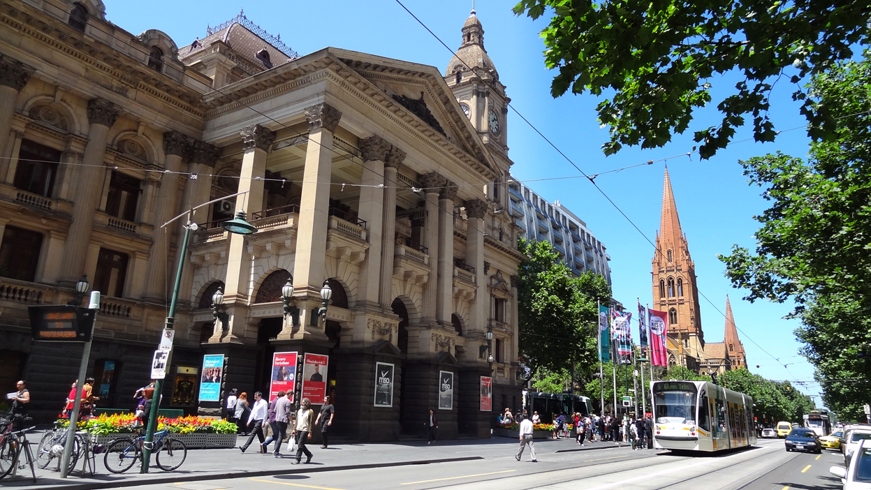 Melbourne Town Hall Melbourne, Melbourne Fresh Daily: MELBOURNE TOWN HALL