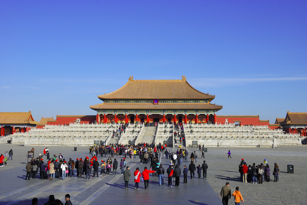 Meridian Gate Běijīng, Ancient China Experience Value Tour – Only $1139!