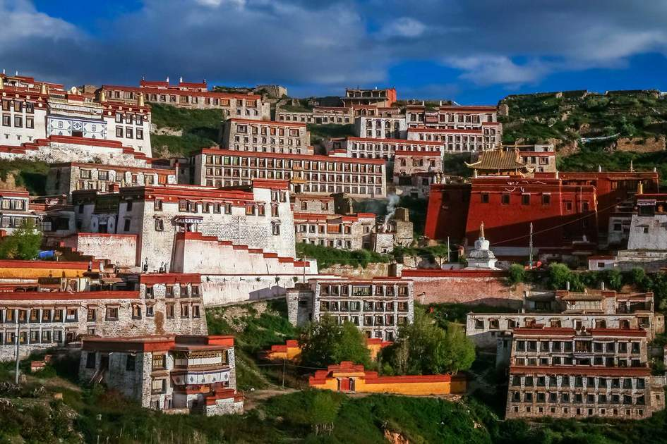 Military Museum of the Chinese People's Revolutions Beijing, Ganden Monastery near Lhasa, Tibet   Travel Blog   Holidays by ...