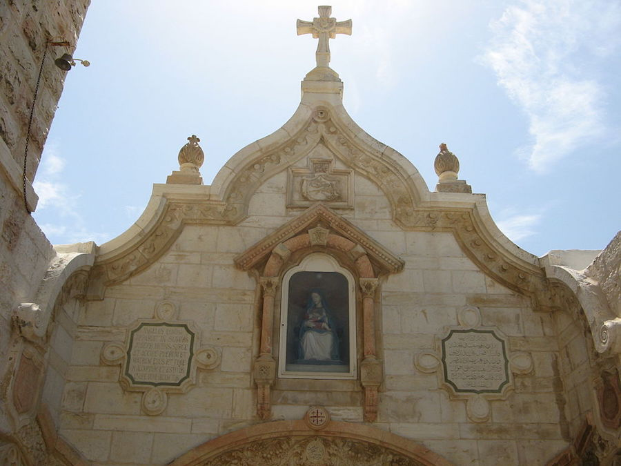 Milk Grotto Around Jerusalem and the Dead Sea, Holy Land Israel - Highlights of Jerusalem and Beyond