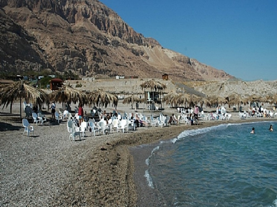Mineral Beach Around Jerusalem and the Dead Sea, Masada and the Dead Sea - Travel Israel InformationTravel Israel ...
