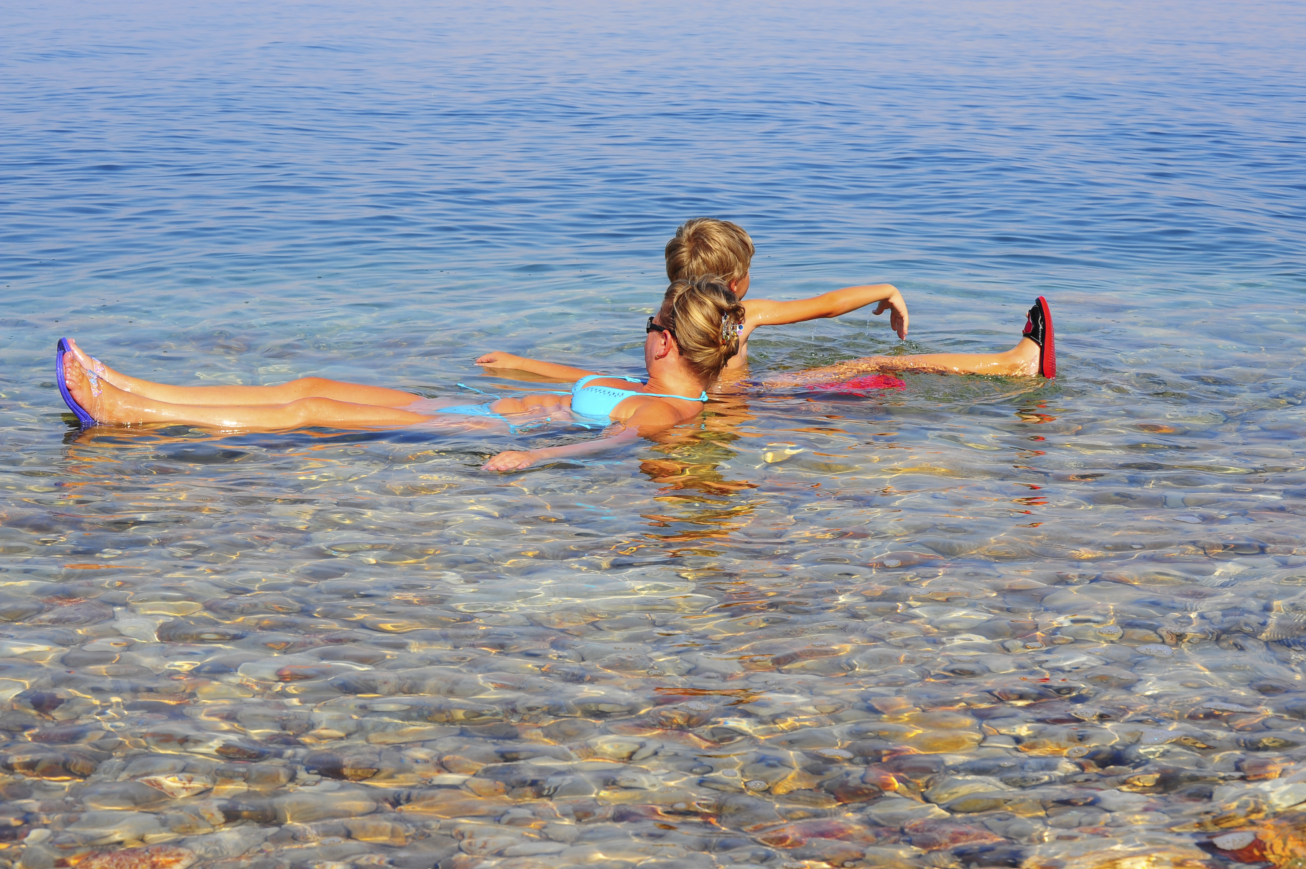 Mineral Beach Around Jerusalem and the Dead Sea, Best Dead Sea Beaches | Your Way Israel Tours