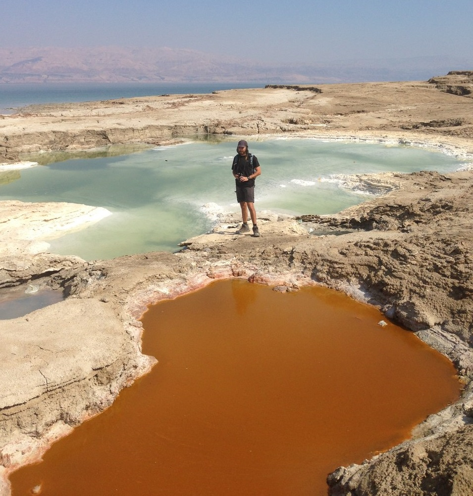 Mineral Beach Around Jerusalem and the Dead Sea, The Dead Sea - Aviway