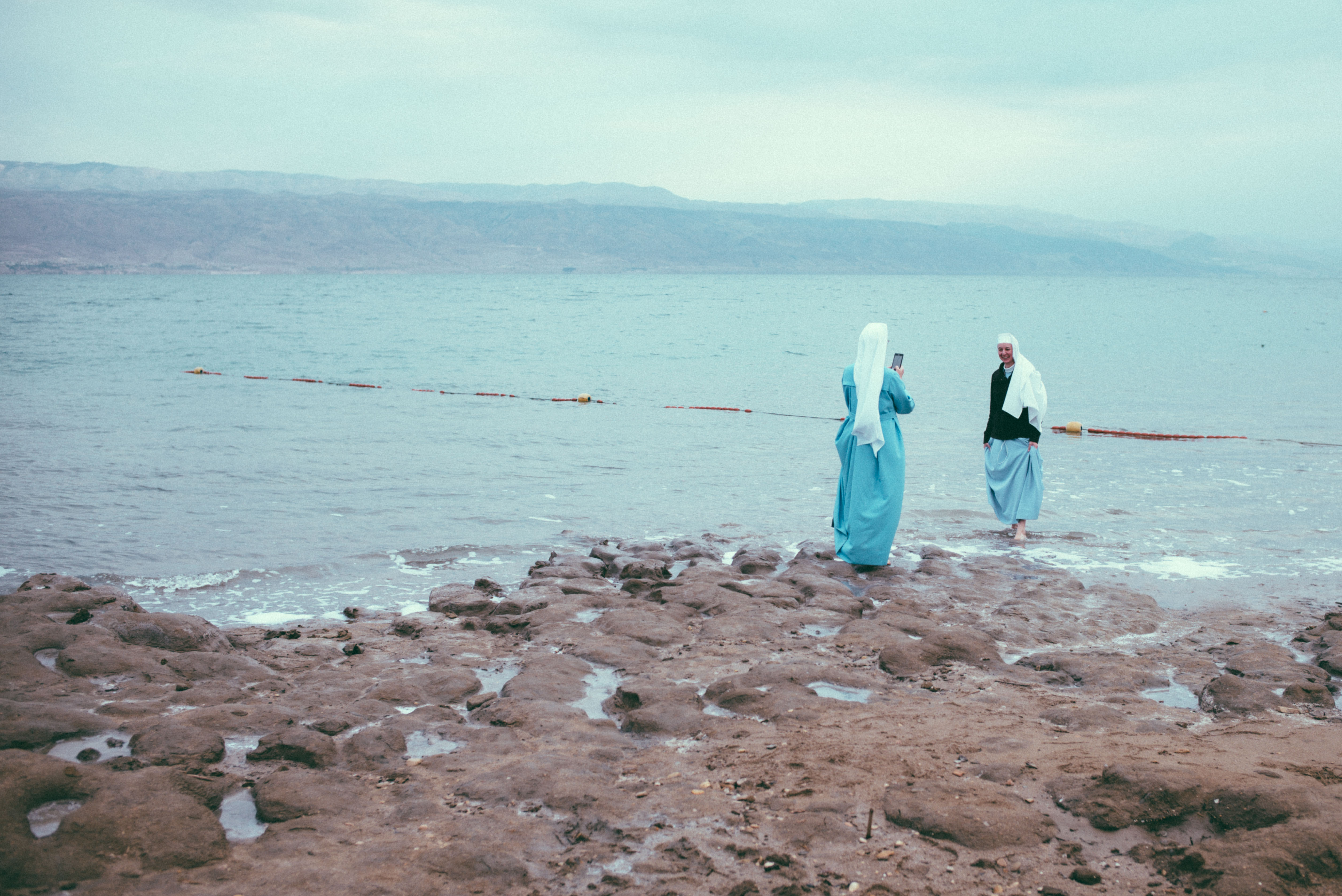 Mineral Beach Around Jerusalem and the Dead Sea, Ecclesia with Breaking Bread Journeys: Jordan River, Mt. of ...