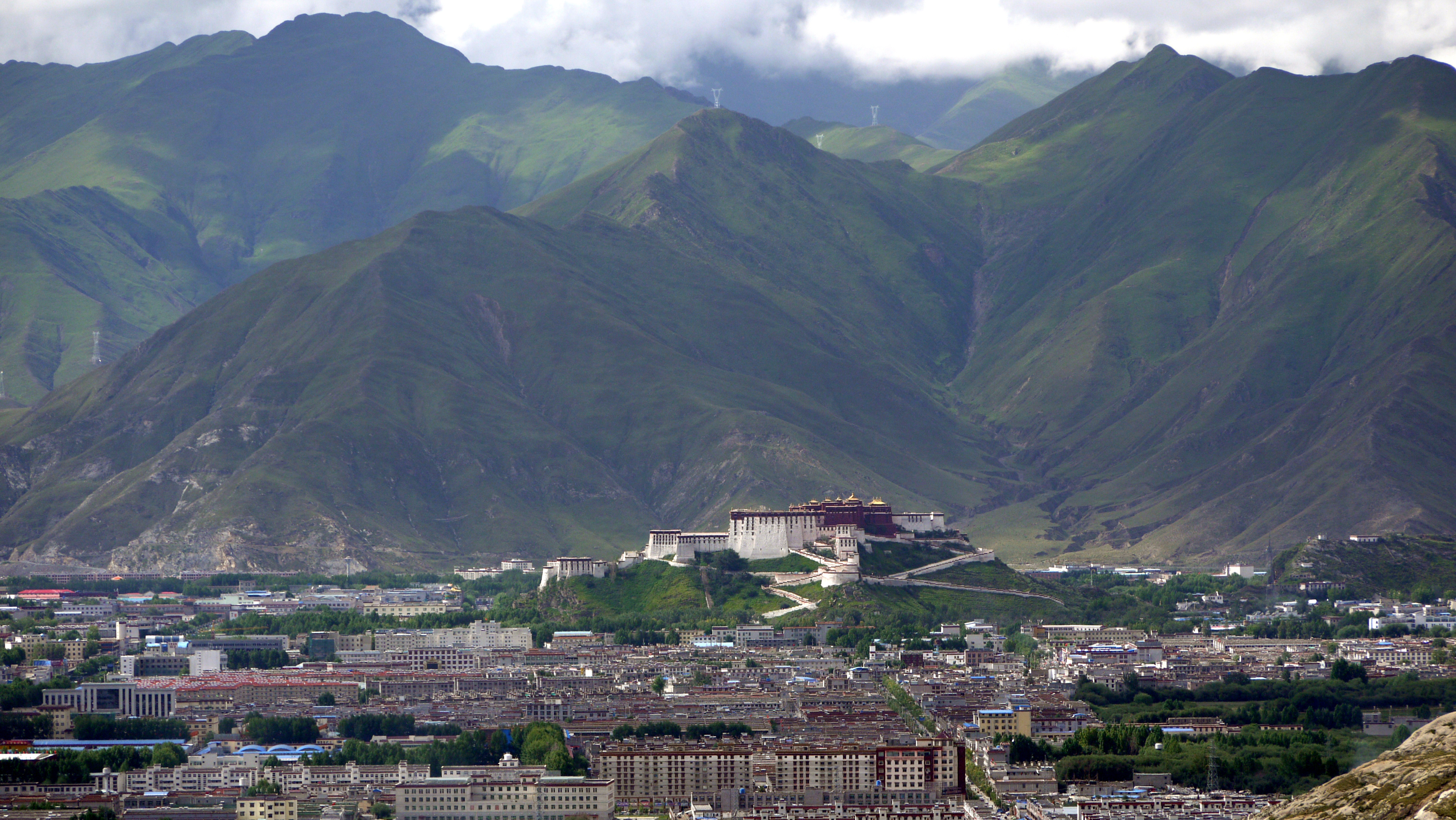Ming Dynasty City Wall Ruins Park Beijing, Lhasa photos, places and hotels — GoTravelaz
