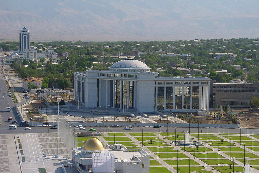 Ministry of Defence Ashgabat, SODEC International | Prestige creations throughout the world