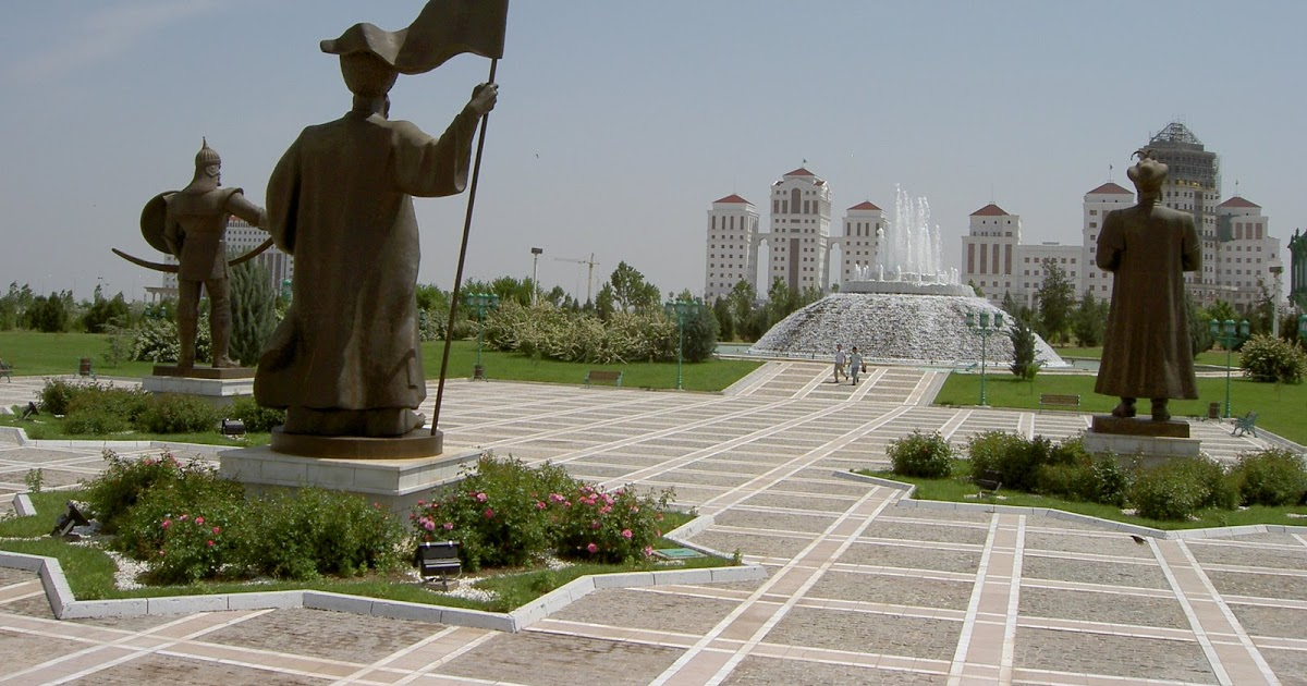Ministry of Fairness Ashgabat, The Silk Road: Ashgabat - you have to see it to believe it