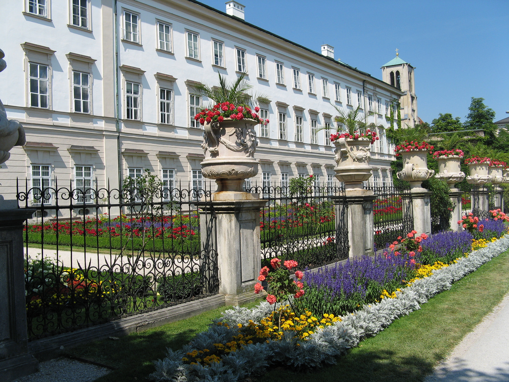 Mirabell Palace Salzburg, Mirabell Palace and Gardens, Salzburg Travel Guide