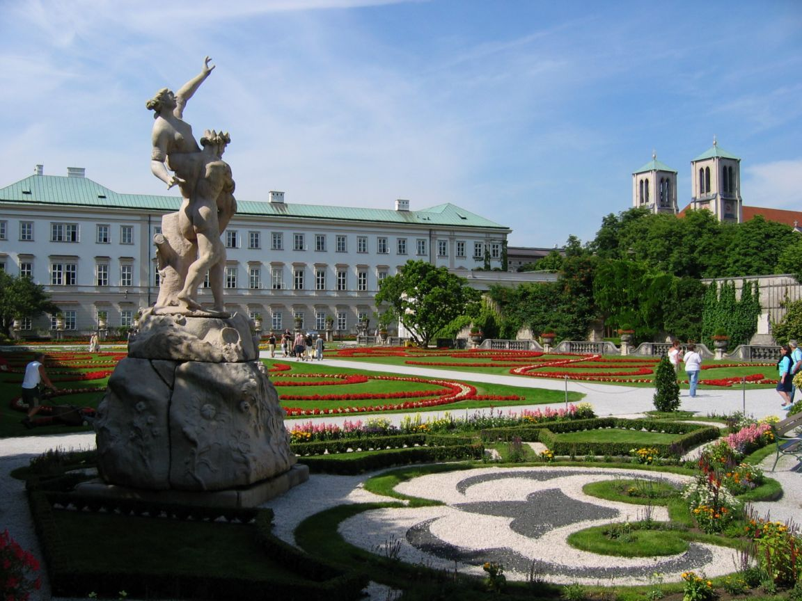 Mirabell Palace Salzburg, Mirabell Palace and Gardens - Salzburg, Austria | Things to do