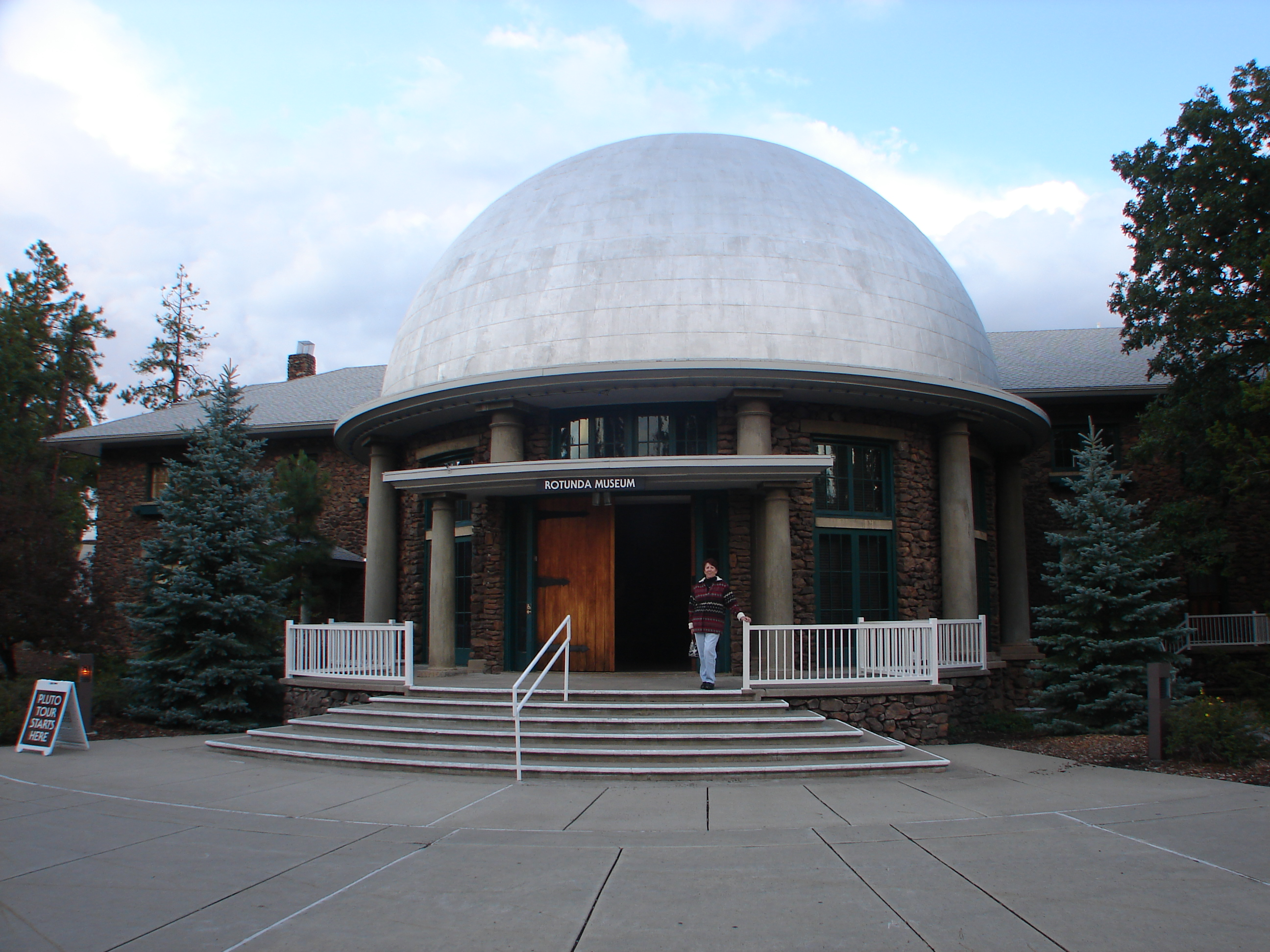 Miracle of America Museum Flathead Lake, Lowell Observatory Flagstaff, Arizona. Hikes, Travels, & Tours ...
