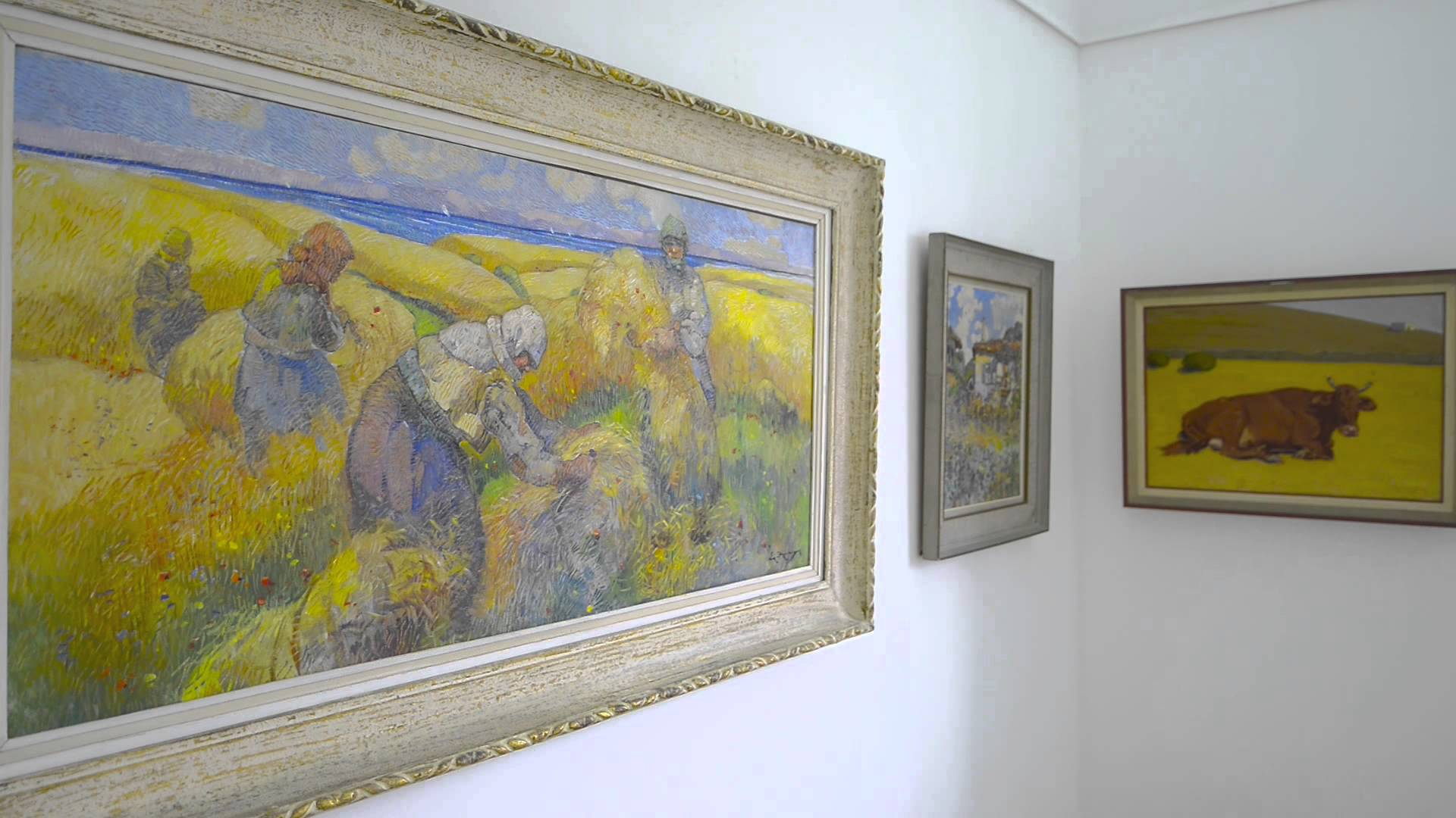 Modern Greek Art Museum Rhodes Town, Museum of Modern Greek Art - Rhodes - YouTube