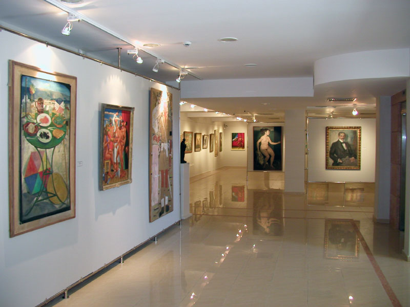 Modern Greek Art Museum Rhodes Town, museum-modern-greek-art-rhodes - Yallabook