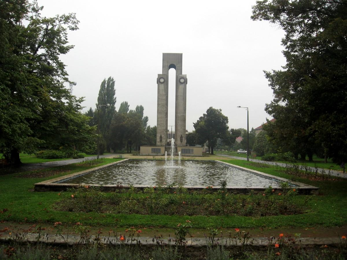 Mohács Historical Memorial Site Mohács, Maxted Travels with Modestine 4: Szeged and Mohacs