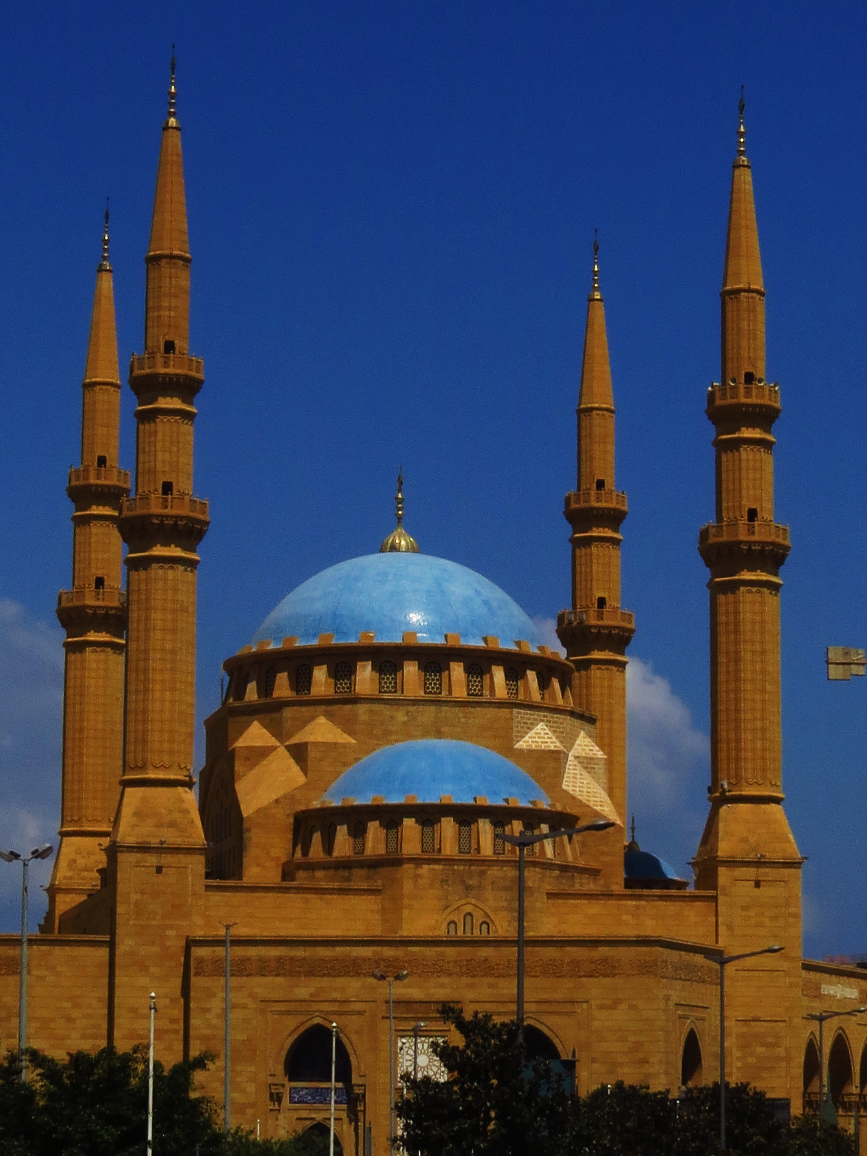 Mohammed Al Amin Mosque Beirut, BEIRUT IMAGES: MOHAMMAD AL-AMIN MOSQUE, PT. 2 – TOKIDOKI (NOMAD)