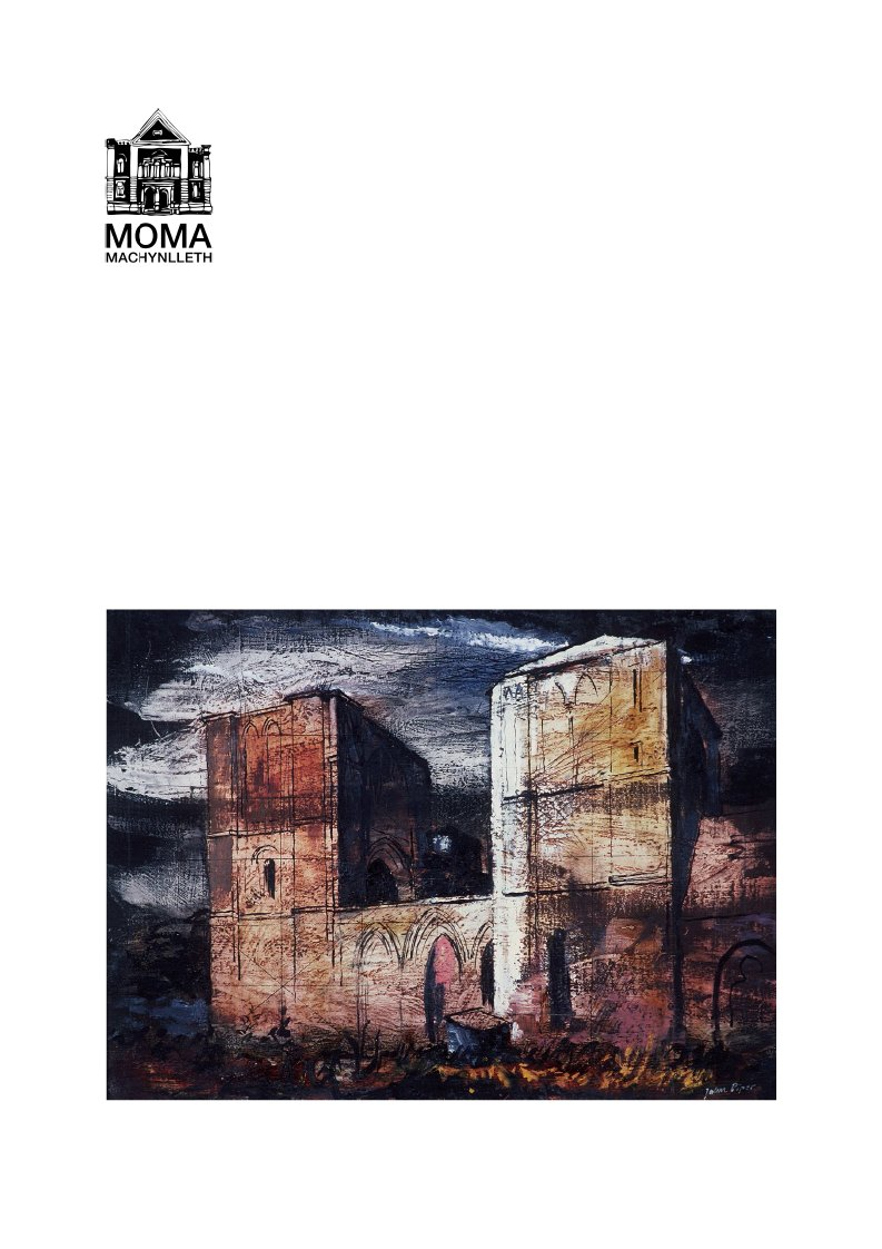 MOMA Machynlleth Machynlleth, MOMA MACHYNLLETH Romanticism in the Welsh Landscape - Galleries ...