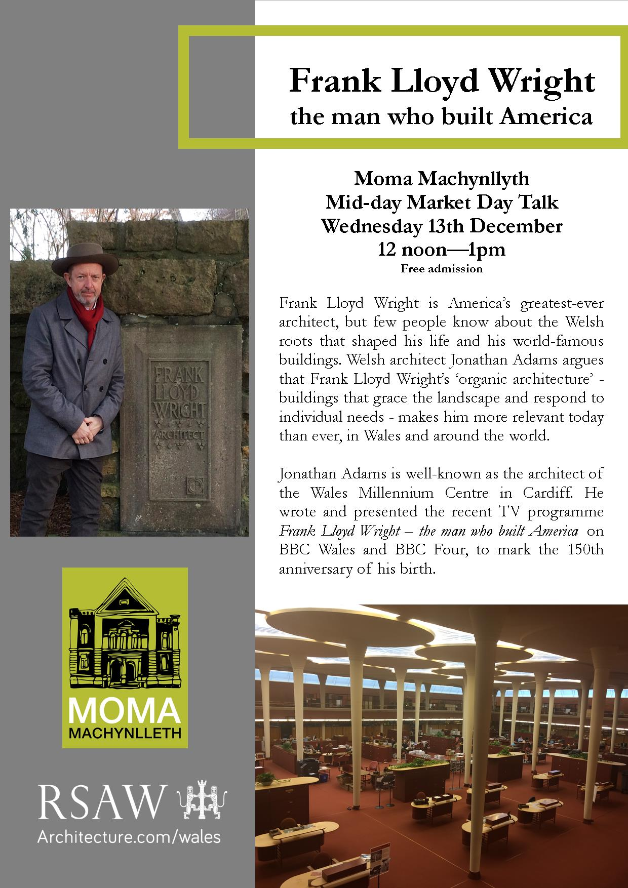 MOMA Wales Mid-Wales, Events Calendar « MOMA Machynlleth