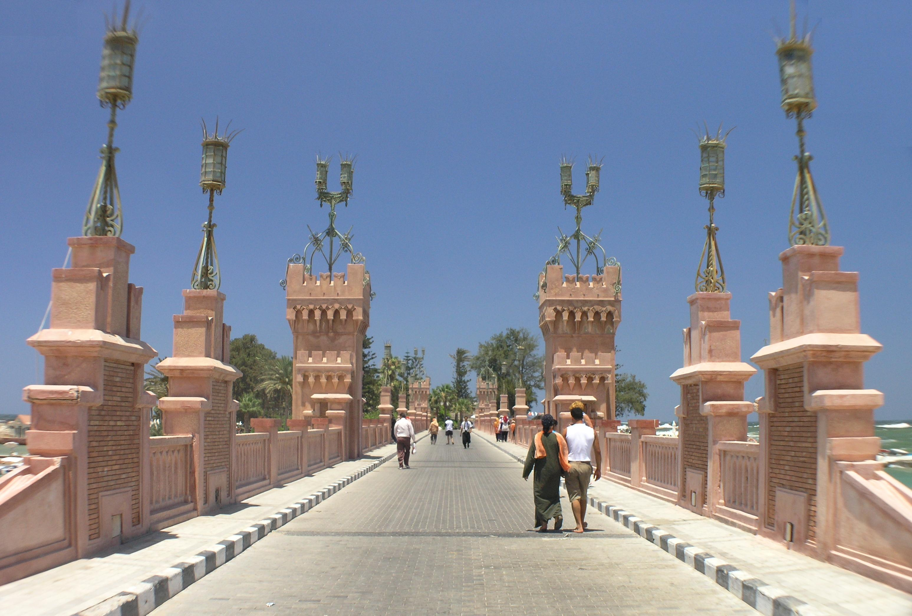 Montazah Palace Gardens Alexandria, Montazah Palace and Gardens: when old meets new | The Road to Kemet