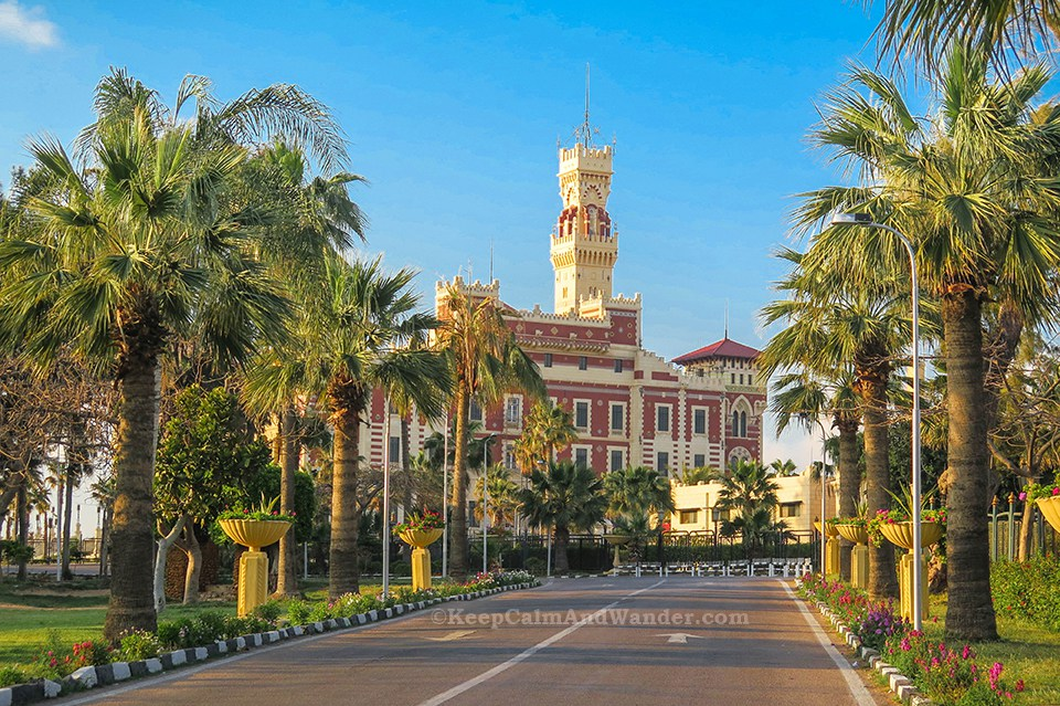 Montazah Palace Gardens Alexandria, Montaza Palace Gardens - A Beautiful Refuge from the Heat