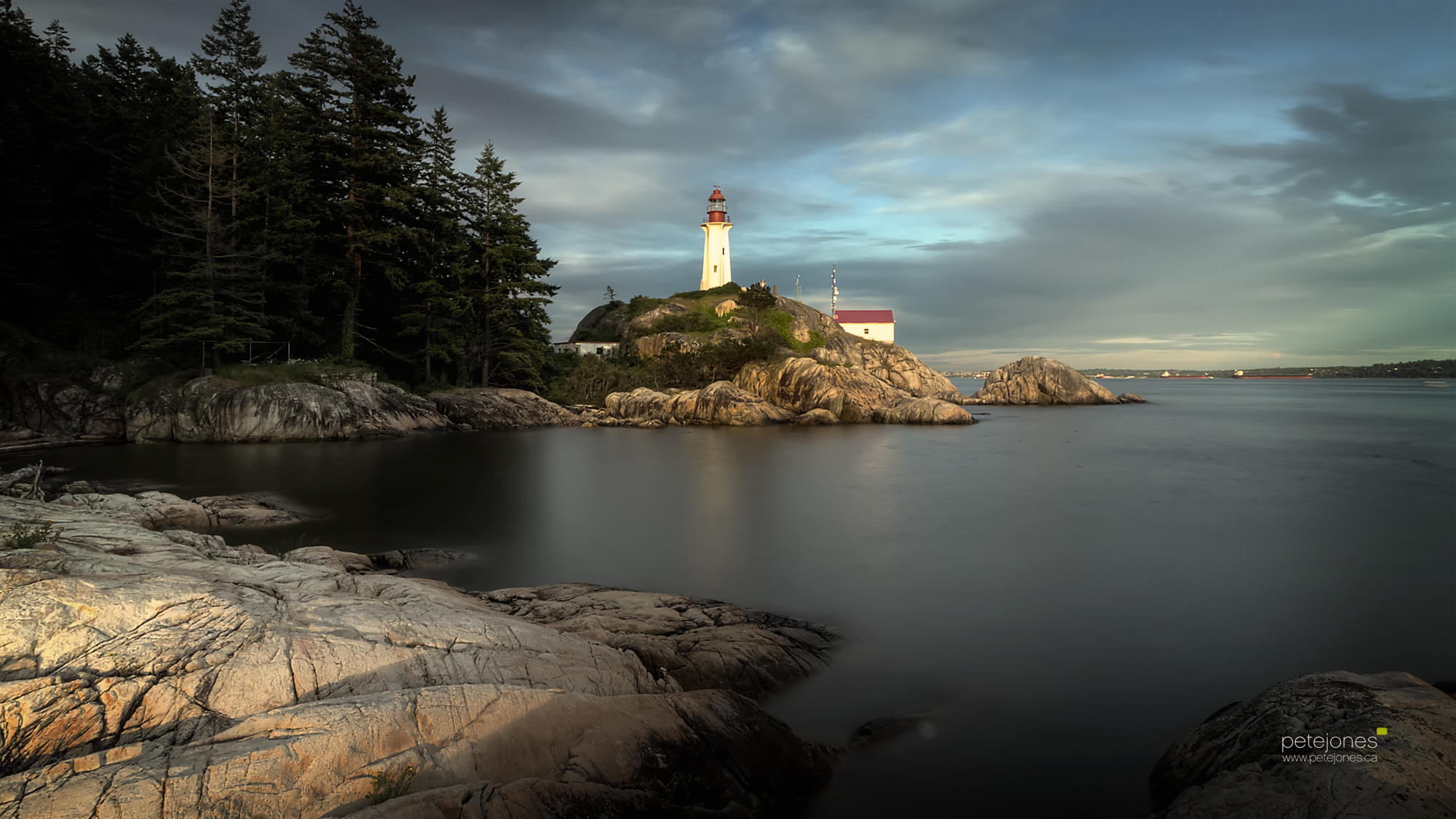 Monte Clark Gallery Vancouver, Hiking in Lighthouse Park | Pete Jones Vancouver Photography Blog