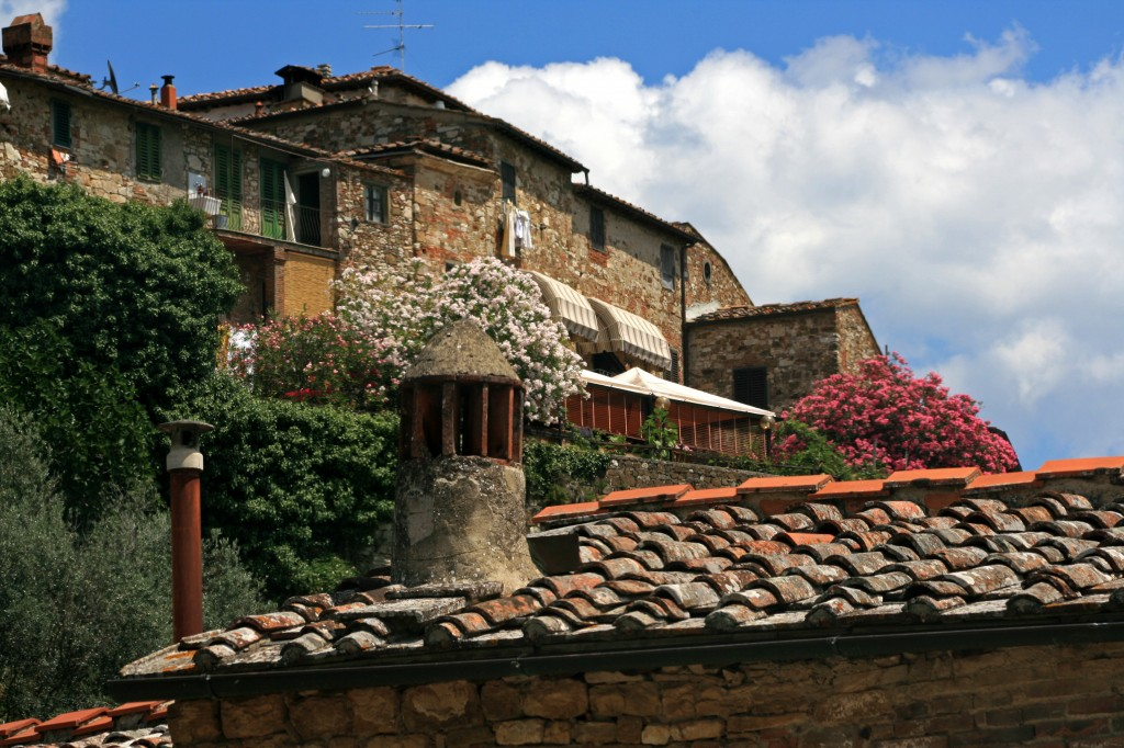 Montefioralle Tuscany, Montefioralle: A Medieval Tuscan Village