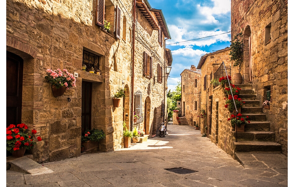 Montefioralle Tuscany, Five Little-Known Villages in Tuscany You Should Stop Ignoring ...