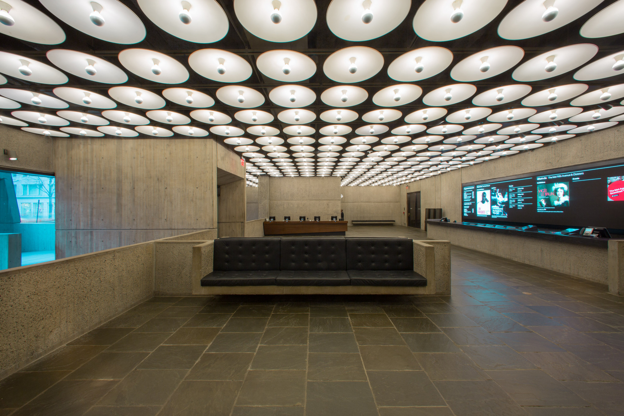 The Rink at Rockefeller Center New York City, The Met Breuer: A Loving Restoration of a Mid-Century Icon | ArchDaily