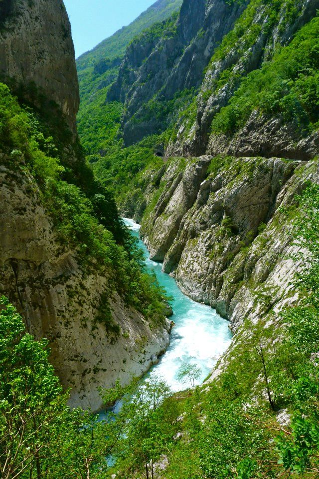 Morača Canyon Northern Montenegro, On The Road: The Moraca Valley | Montenegro, Rivers and Southern ...