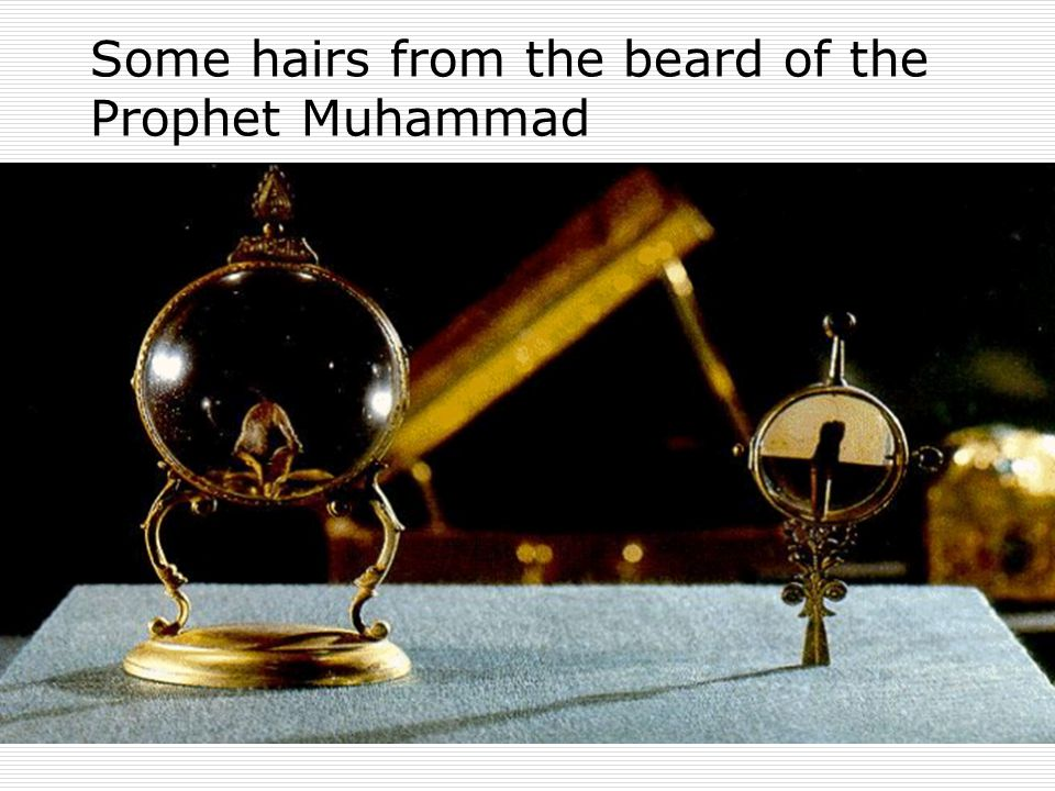 the prophets hair