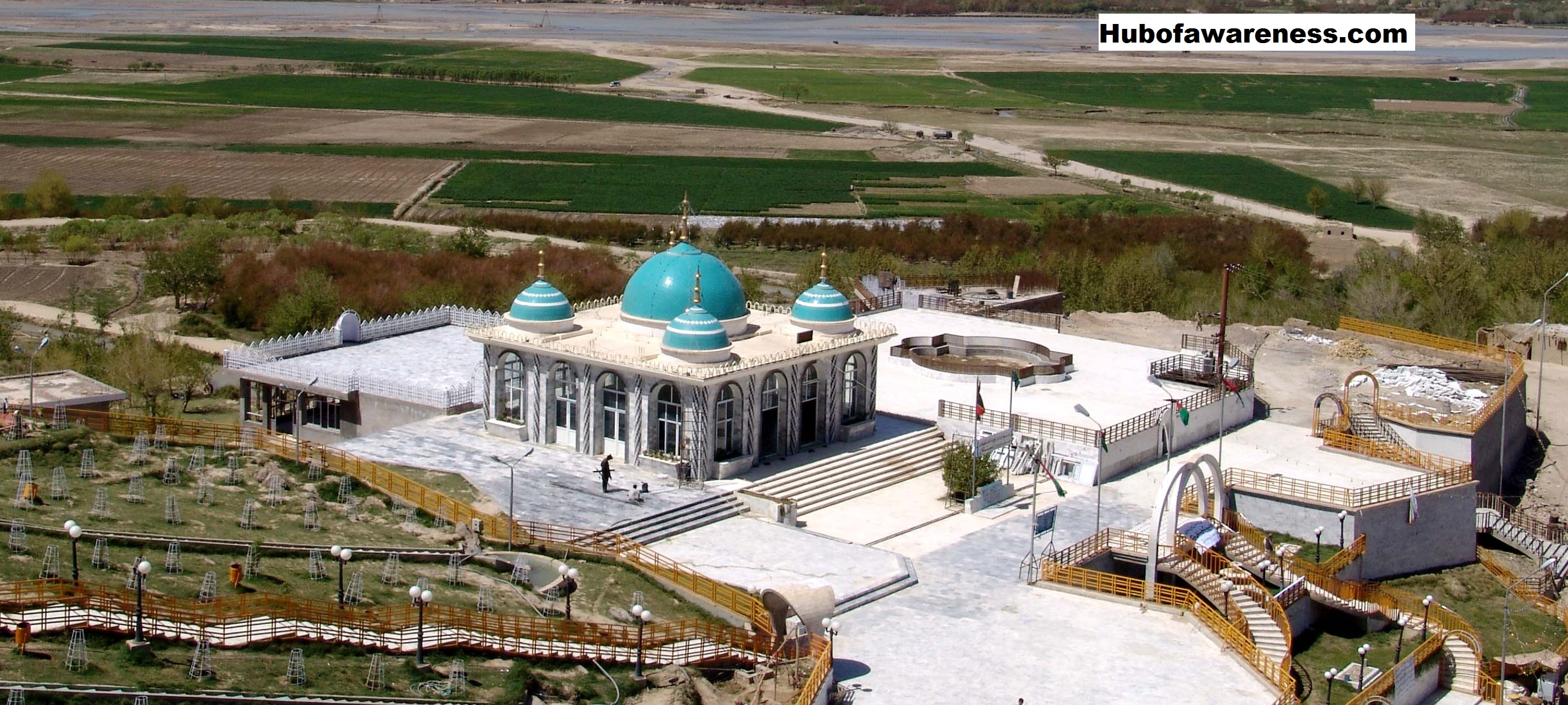 Mosque of the Sacred Cloak Kandahar, 10 Some Of The Best Places To Visit In Afghanistan
