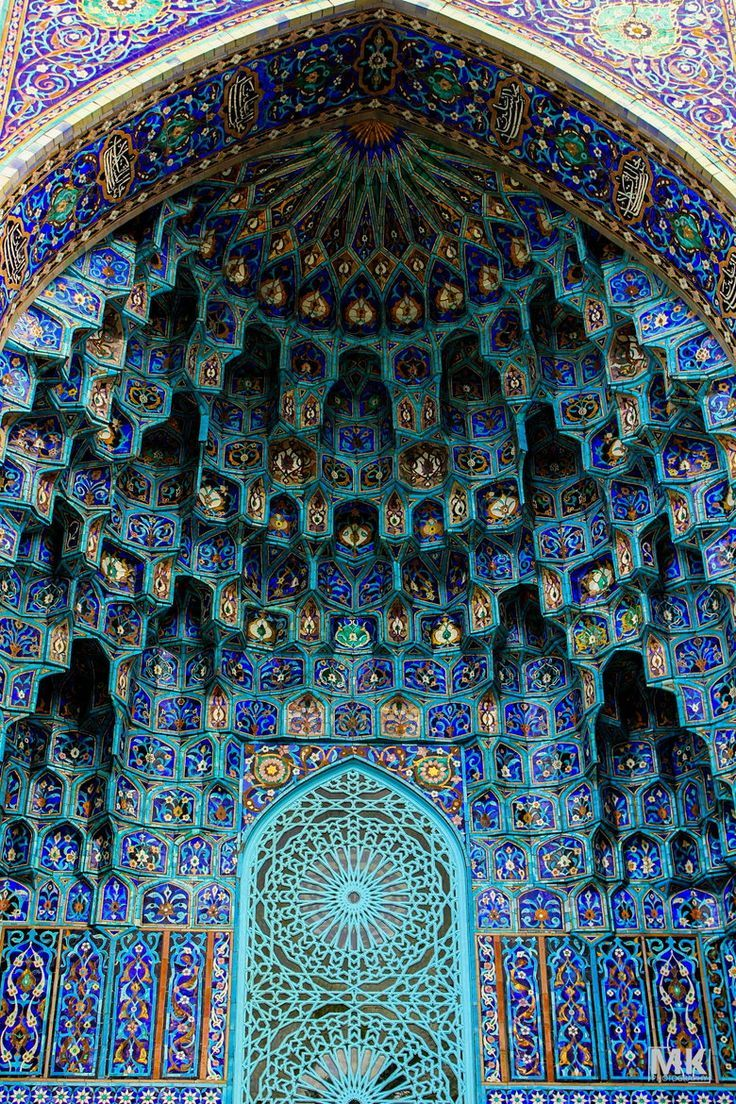 Mosque St. Petersburg, Entrance, St. Petersburg Mosque, Russia : pics