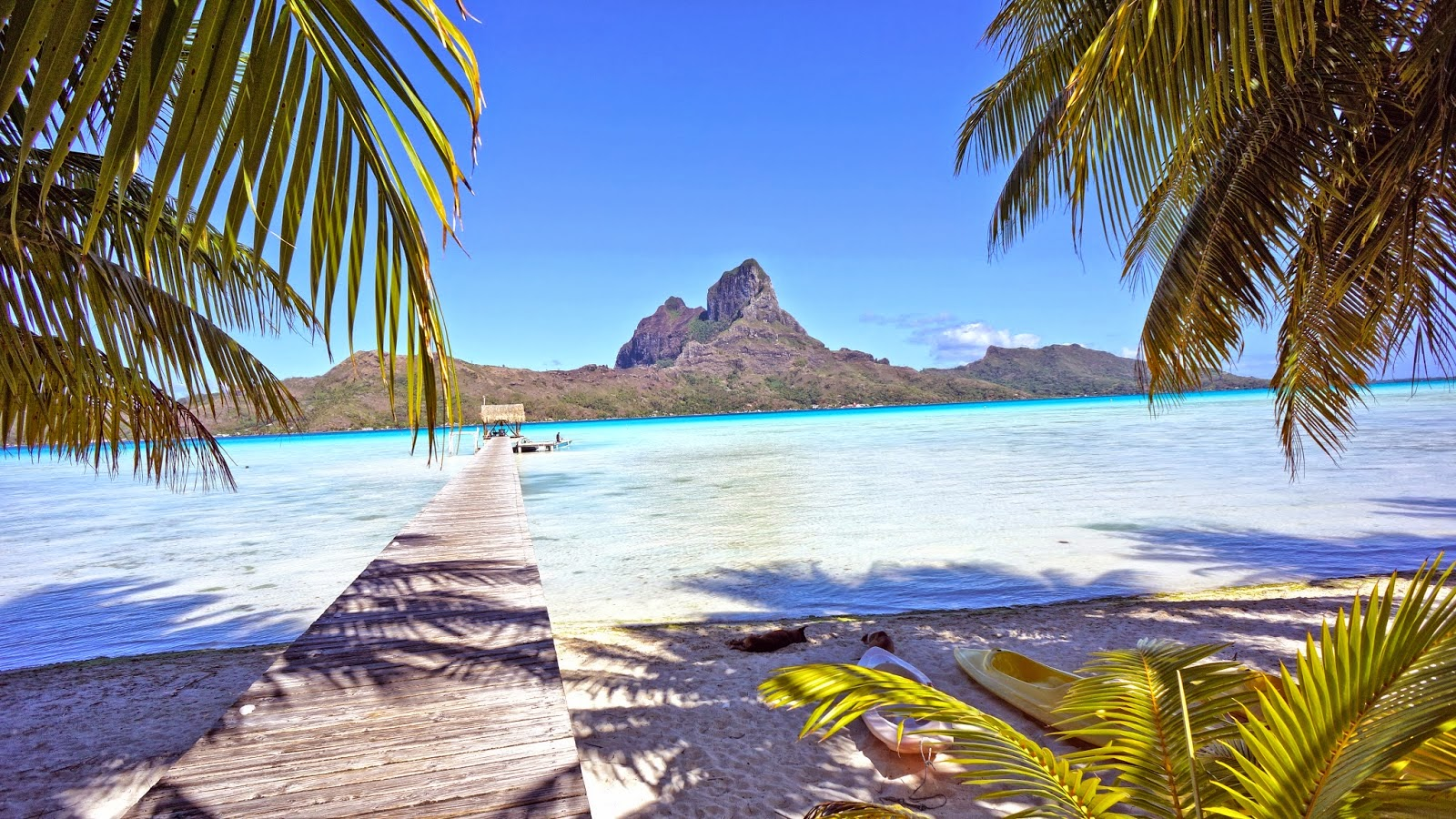 Motu beaches Moorea, Travel tips: The world's best beaches, places, resorts ...
