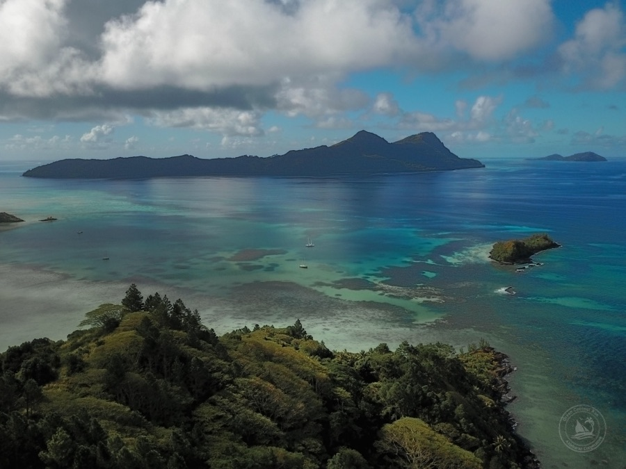 Motu Tauna The Gambier Archipelago, Gambier | Sailing Green Coconut Run