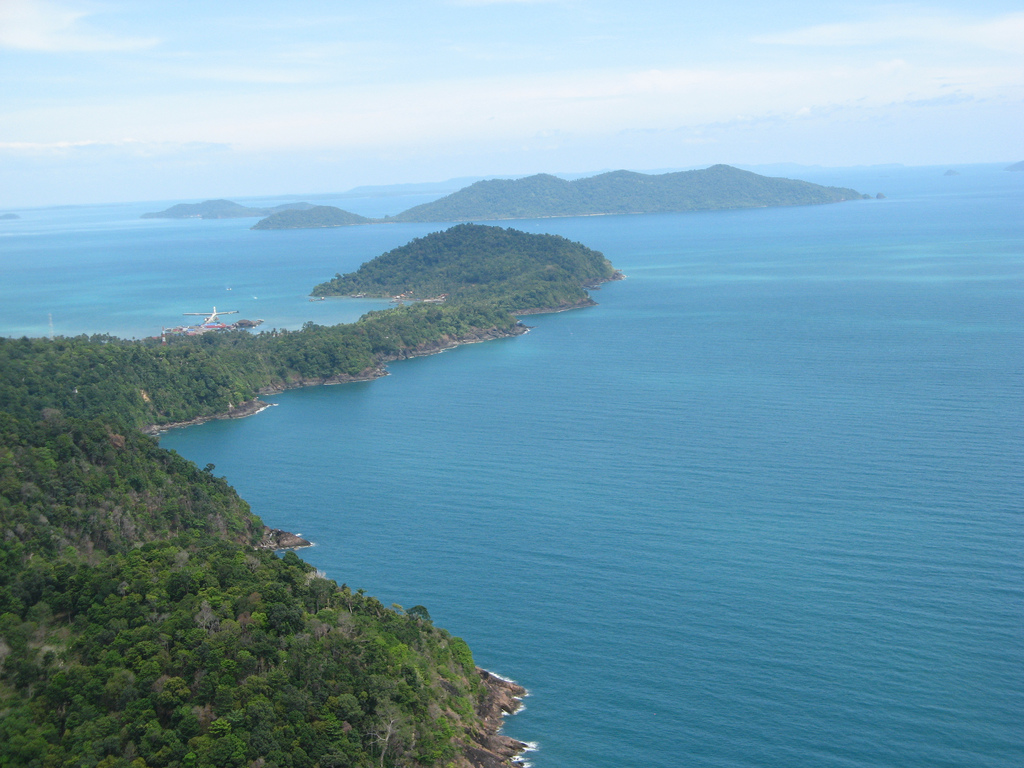 Mu Koh Chang National Park The Gulf Coast Beaches, Introduction - Koh Chang Tourism - Thailand