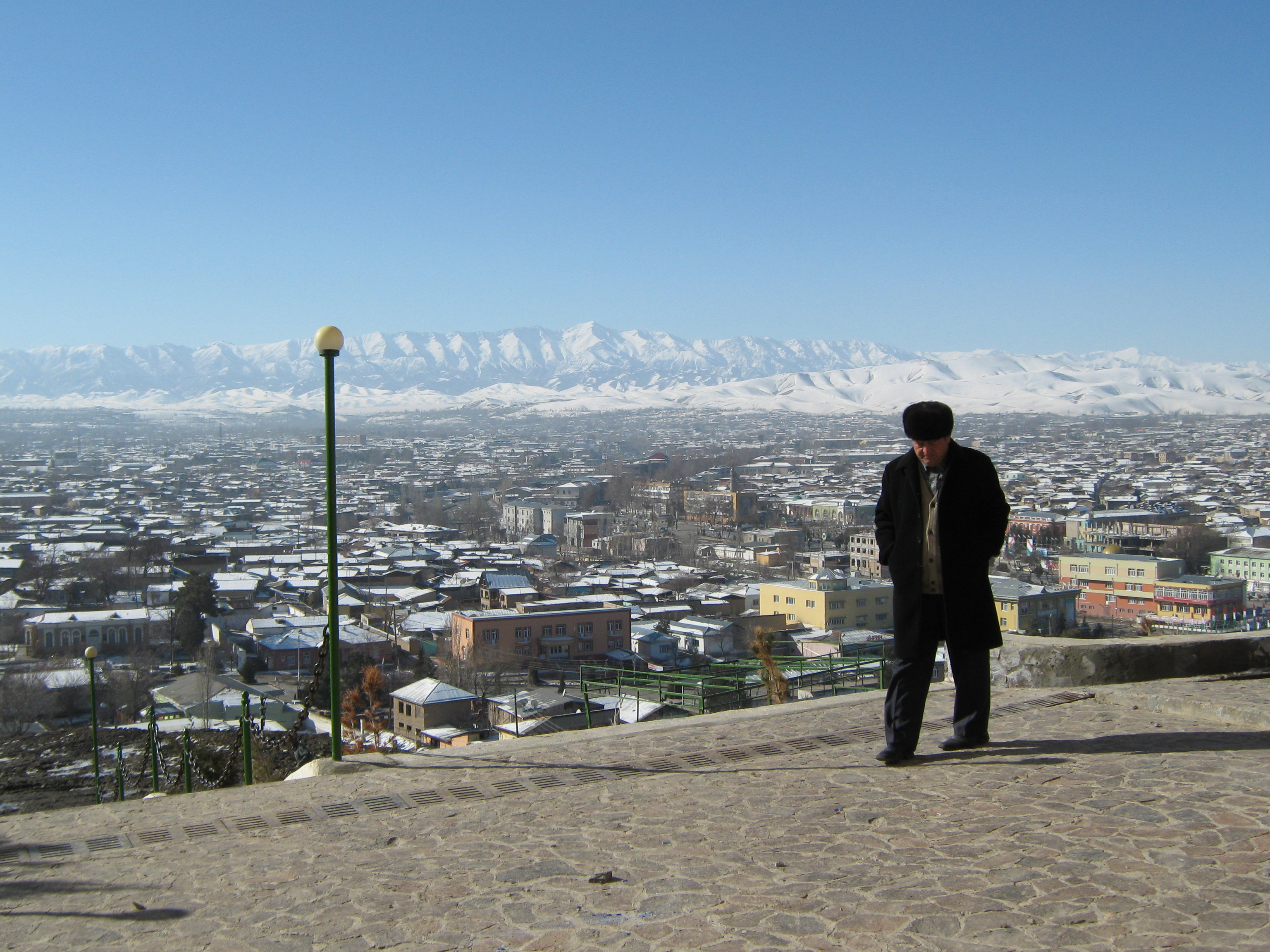 Sary Mazar Istaravshan, March Trip to Istaravshan, Part 1, Mug Teppe | nancystan