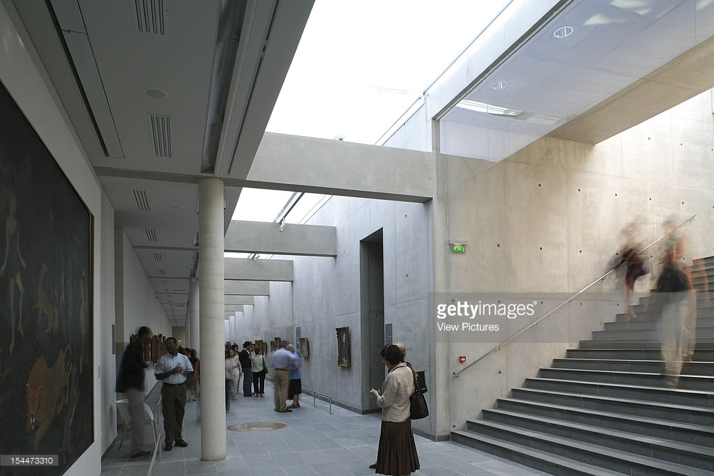 Musée Guimet Paris, Musee De L'Orangerie, Paris, France, Architect Blp Architects ...