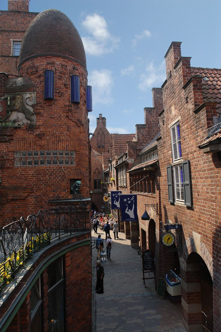Böttcherstrasse The Fairy-Tale Road, 62 best Bremen images on Pinterest | Germany, Pictures and Musicians