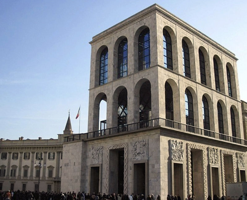Museo del Novecento Milan, Museo del Novecento - The Museum of the 20th century in Milan