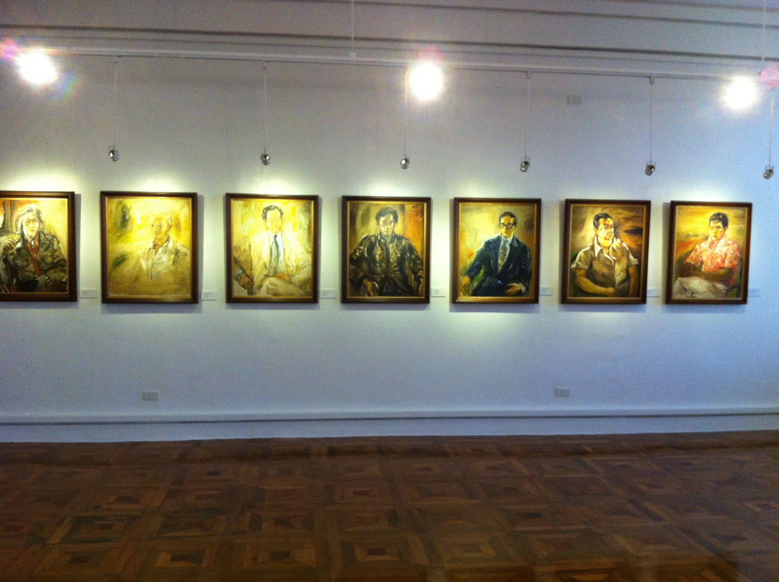 gsis museo ng sining April 23, 1996 under gsis pres & gm cesar sarino, formally inaugurated gsis museo ng sining with david b baradas as its founding curator the artworks are finally exhibited to the public and as a tribute to the creative endeavors of the contemporary filipino.