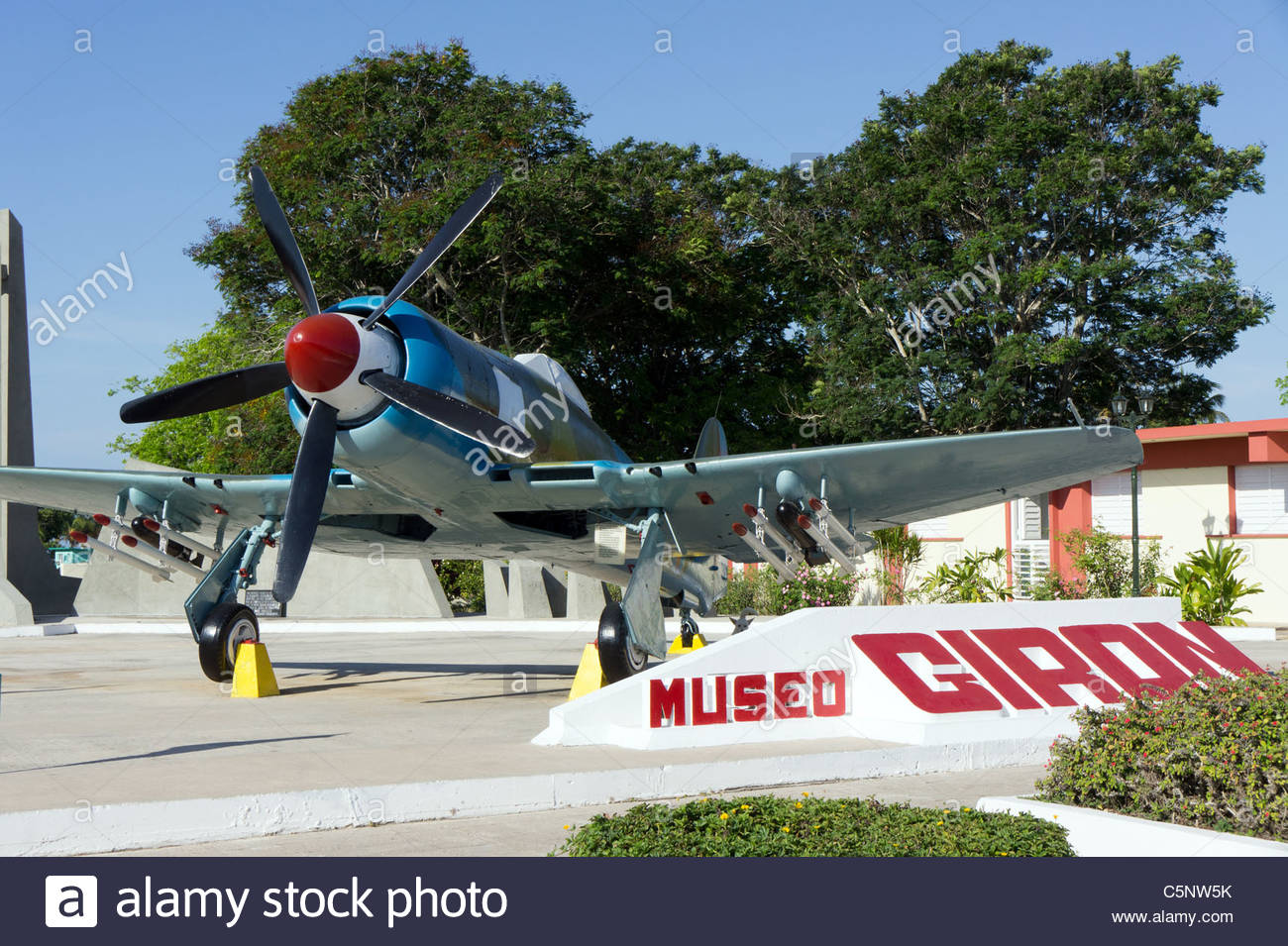 Museo Playa Girón Western Cuba, Playa Giron Stock Photos & Playa Giron Stock Images - Alamy