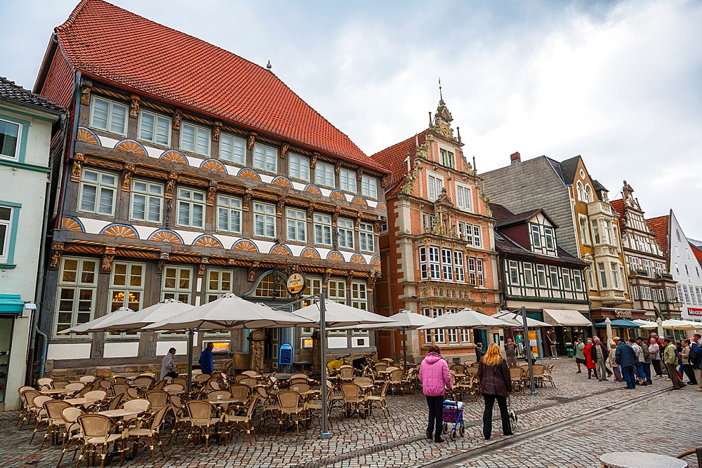 Museum Hameln The Fairy-Tale Road, High Quality Stock Photos of