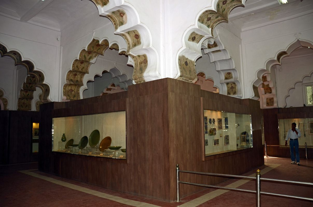 Museum of Archaeology Delhi, Delhi Red Fort Mumtaz Mahal Inside Is Now An Archaeological Museum ...